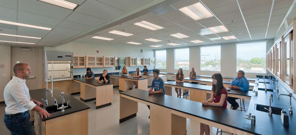 Wet Chemistry Lab Stem Buildings Products Prefast
